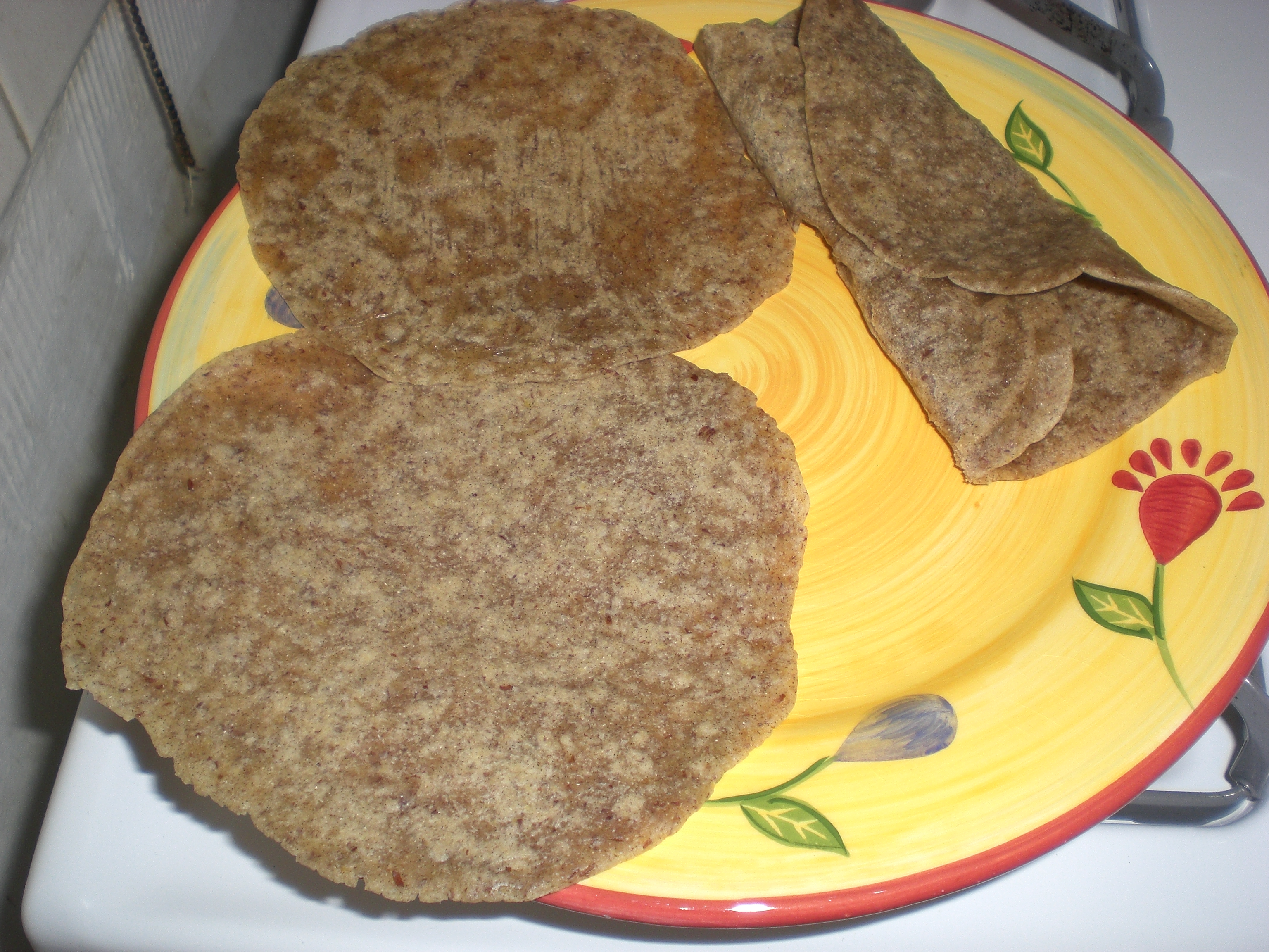 Gluten-Free Wrap Recipe- Millet Buckwheat Tortillas Recipes ...